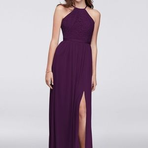 NWT Plum Bridesmaid Dress